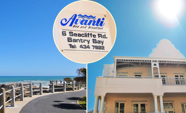 4-star Bantry Bay escape! Pay R399 per night for 2 including buffet breakfast at Avanti Guesthouse (save 59%)