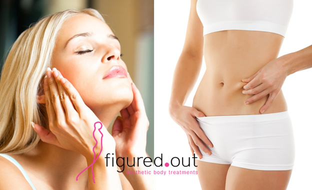 Save up to 70% on non-surgical Fat Cavitation with radio frequency treatments at Figured Out, Blairgowrie (value up to R5400)