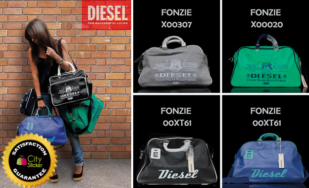 Get authentic and stylish DIESEL Bags in various styles including delivery, starting from R789