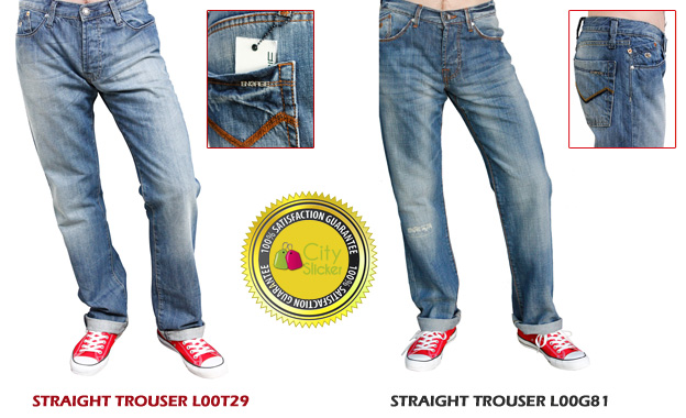 Half Price Men's ENERGIE Jeans starting from R845 delivered to you