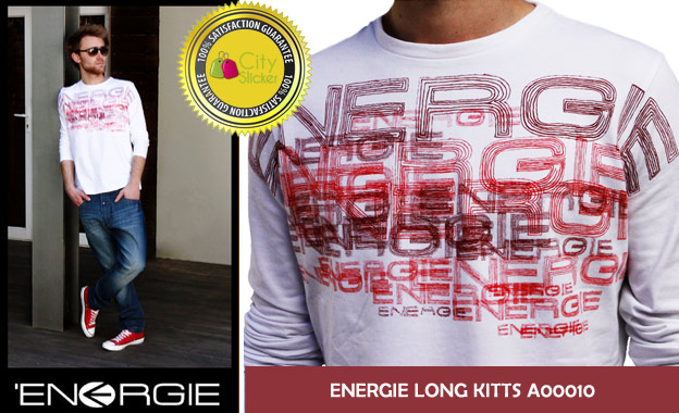 Rock an original Men's ENERGIE Long/Short Sleeve Sweater starting from R250 including delivery