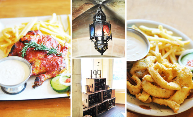 Food fest for 2 at Saul's Taverna in Sea Point! R89 for ANY 2 items off the winter menu