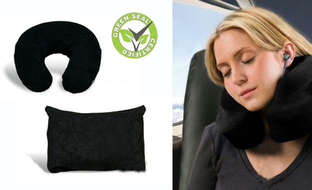 R429 for a Memory Foam Comfort Travel Pillow and a Neck Brace Pillow, including delivery, from Orthopedic Pillow & Mattress
