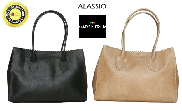 Genuine Leather Made In Italy Alassio Or Verona Handbags Including Delivery For R1599