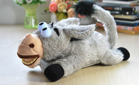 Keep kids entertained with a hilarious laughing donkey for R179 including nationwide delivery (value R300)