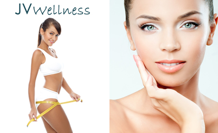 Look and feel fabulous! R900 voucher to use toward ANY beautifying service at JV Wellness in Sandton for only R360 (save 60%)