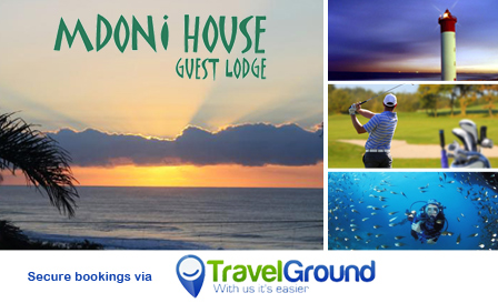 Weekend getaway for 2 in the heart of the Zulu Kingdom! Enjoy a 2 night (R599) or 3 night (R899) stay at Mdoni House Guest Lodge