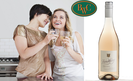 Taste the only white Merlot in SA! 12-bottle case of Zandberg White Merlot 2011 for R600 including delivery
