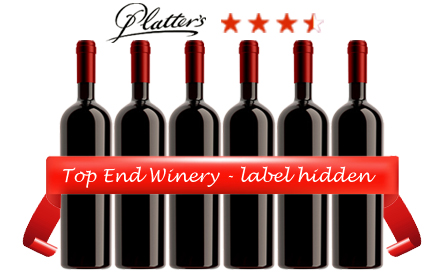Unlabelled Bordeaux Blend (John Platter 3.5 stars, wine of origin Paarl) starting from R41 per bottle, delivery included