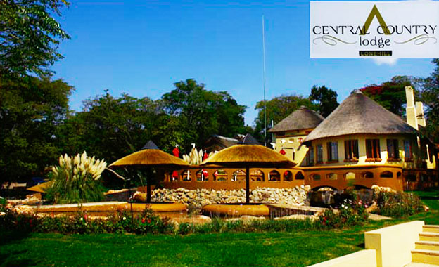 Romantic getaway for 2 at Central Country Lodge for R750 per night including breakfast (value R1500)