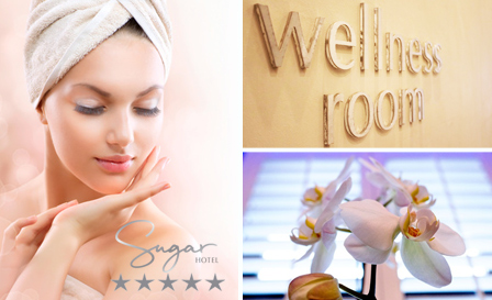 Five-star pampering at Sugar Hotel & Spa with a unique 2-hour TheraVine face and body experience for R279 (value R660)