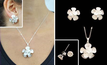 Pearl around with certified Swarovski elements jewellery from just R169 including delivery