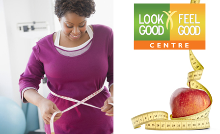 Shape up for summer! R149 for a 12-week weight-loss and lifestyle programme at the Look Good Feel Good Centre (value R637)