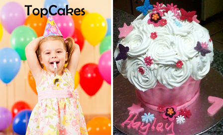 Pay R130 for a Savoury Platter for 10 people OR R245 for a Giant Cupcake OR R312 for both from Top Cakes, Randburg