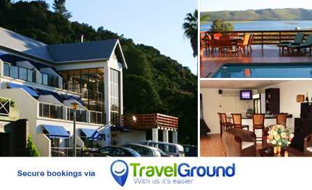 Stay with your loved one at the 4-star Knysna Terrace guest house! R499 per night OR R950 per 2-night stay, breakfast included