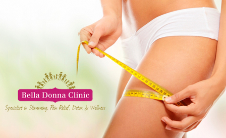 Sculpt a perfect summer body with 3 non-invasive laser lipo sessions starting from R525 at Bella Donna Clinic in Wynberg
