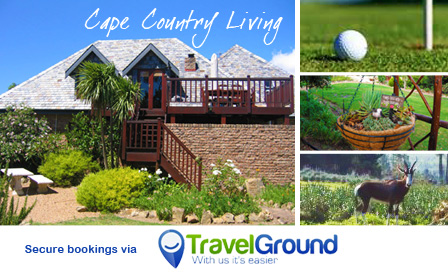 Embrace the wonders of the Helderberg at Cape Country Living! 2-night stay with choice of units from R698 for 2 people