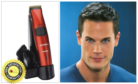 Sharpen up with Jundeli! Pay R159 for a mini chrome shaver, including delivery