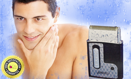 Smoothe things over when you pay R169 for a JDL-280 wet and dry shaver from Jundeli, including delivery