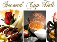 Friday night fine dining with a choice of decadent main meals for 2 (R165) or 4 (R229) at Second Cup Deli, Weltrevreden Park