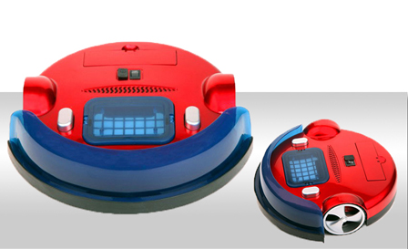 The future is here! Revolutionary robot vacuum cleaner for only R1299, including delivery