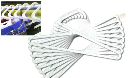 Efficiently store your favourite garments with 30 patented EZ hangers for only R299, including delivery