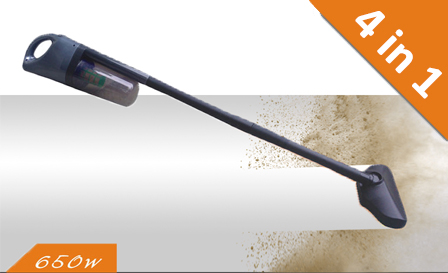 Easy cleaning! High quality 650W vacuum cleaner for only R599, including delivery