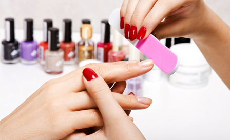 Invigorate your body with refreshing treatments from La Dolce Vita in Sunninghill, starting from R179 for a mani & pedi