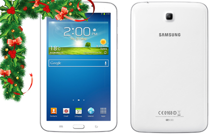 Samsung Galaxy TAB3 T210 for only R2999, including delivery
