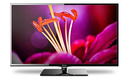 Enjoy superior viewing! Pay R4799 for a Hisense 40' LED TV, including delivery