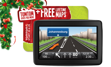 TomTom Start 20 for only R1279, including delivery