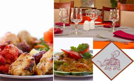 Savour a sumptuous 2-course North Indian feast for 2 (R139) or 4 (R249) at Maharaja Restaurant, Bryanston