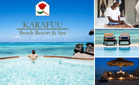 Zanzibar - Explore the coast with an all-inclusive 7-night stay for R7898 per person at the 4-star Karafuu Beach Resort & Spa