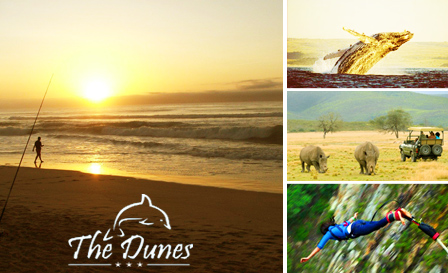 Plettenberg Bay - Enjoy a 7-night self-catering stay at The Dunes Resort for only R3999 for up to 6 people