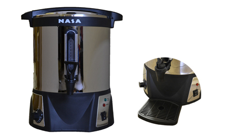 Extreme water heating efficiency! Pay R799 for a durable 20L urn, including delivery