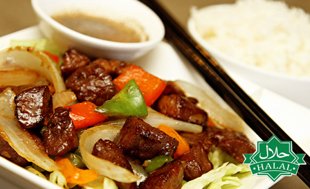 Relish a sumptuous breakfast (R49) or a Chinese 2-course meal (R89) for 2 people at San's Café & Restaurant, Fordsburg