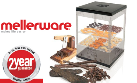 Mellerware Biltong King and Food Dehydrator for R399, including delivery