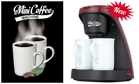 Fresh Filter Coffee Pay R329 For A Mini Machine Including Delivery