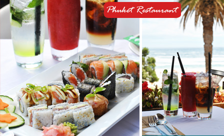 Delectable sushi platters (24-piece) from R99 at Phuket Restaurant, Camps Bay PLUS 10% off cocktails! (save up to R237)