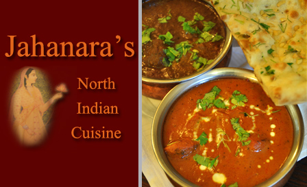 Mouth-watering! Pay R99 for 2x mains to the value of R85 each for 2 or 4 at Jahanara's, Harfield Village (save 47% to 51%)