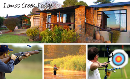 Mpumalanga – Unwind with a self-catering stay at Lomas Creek, from only R259 per night for 2 (save 56%)