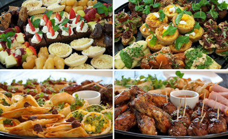 Your choice of savoury platters serving 8-10 people from R189 for 1 platter from Café Zing, Morningside (save up to 50%)