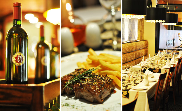 250g rump or sirloin steaks with sides from R129 for 2 at The Famous Butchers Grill, Cape Town (save up to 53%)