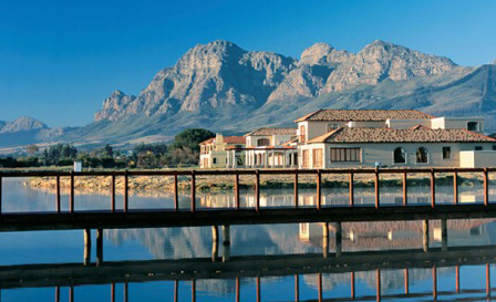Paarl: 2-night stay for 2 in a Spa or Manor suite, including breakfast at Santé Hotel & Spa from R1999 (save up to 68%)