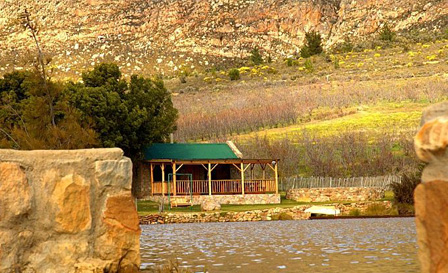 Montagu: 2-night self-catering getaway for up to 4 people, from R599 for 2 at Langdam in Koo (save up to 51%)