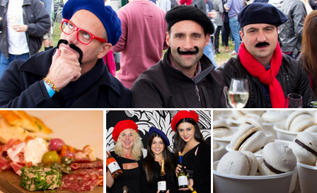 Get 2 tickets to the Franschhoek Bastille Festival for R249 on Sunday the 13th July (save 30%)
