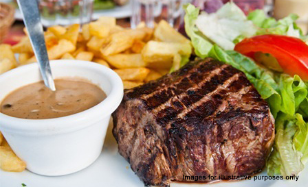 3-course lunch or dinner from R169 for 2 at Fanie's Place, Centurion (save up to 59%)