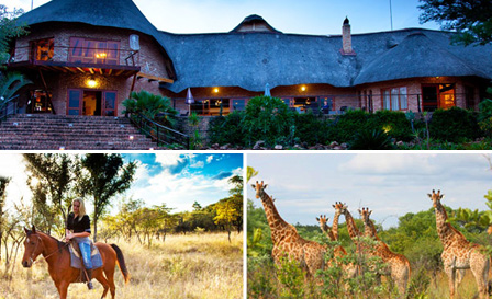 Groblersdal, Limpopo: Getaway for 2 including breakfast from R699 per night at Lookout Lodge (save up to 54%)