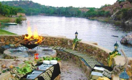 Vaal River: 2-night self-catering getaway for 2 or more from R899 at Goosebay Canyon (save 53%)