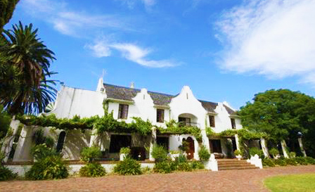 Somerset West: Getaway for 2 including breakfast and guided tour from R349 per night at Monkey Manor (save up to 53%)